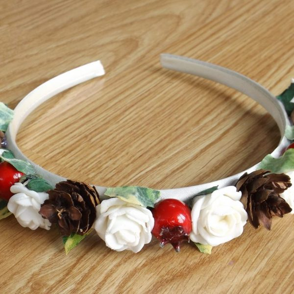 Christmas Hair Band