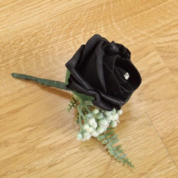 black fern buttonhole